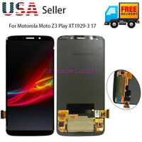 For Motorola Moto Z3 Play XT1929-3 17 Replacement LCD Touch Screen Digitizer Lot