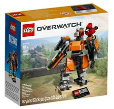 LEGO Blizzard Overwatch Omnic Bastion - 75987 - Limited Exclusive New Sealed Set