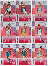 2017-18 Panini Status Red /299 Pick Any Complete Your Set