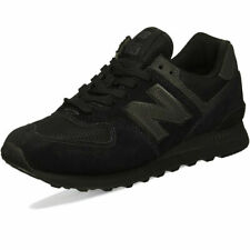 New Balance 574 Black Sneakers for Men for Sale   Authenticity ...