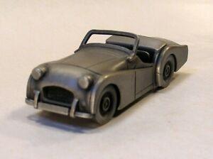 """Danbury Mint 1954 Triumph TR3 2 1/2"""" Long Die Cast"""