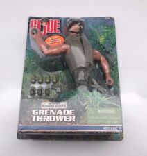 "G.I. Joe US Msrine Corps Grenade Thrower 12"" Action Figure"