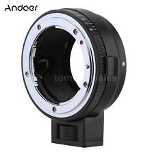 Lens Adapter Ring for Nikon to Sony EMount NEX 5N A7R A7S A5000 A5100 A6000 0G7B