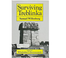 Surviving Treblinka by Samuel Willenberg (1989, Hardcover)