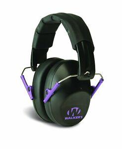 Walkers Ear GWP-FPM1-BKPU Walkers Gwp-fpm1-bkpu Pro Low-profile Folding Muff