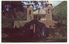 Chimayo NM Santaurio De Chimayo Postcard - New Mexico