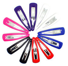Clip per capelli 12x Ragazze/Donne Per Capelli Clip Bendies belle addormentate Snap Clip Fermacapelli Bendies