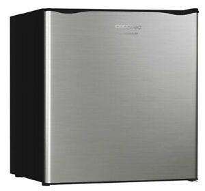 Mini frigorífico CECOTEC GrandCooler 20000 SilentCompress Inox / 46 Litros / A+