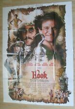 Filmplakat - Hook ( Dustin Hoffman , Robin Williams , JUlia Roberts ) DINA0