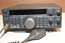 Kenwood TS-450S HF Transceiver Radio with Filters  and Mic and Manual