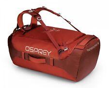 Osprey Transporter 95 Rucksack Reisetasche Tasche Ruffian Red Rot Orange Neu