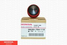 Genuine Honda 2017-2019 Civic Type-R Red Leather Shift Knob