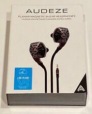 Audeze Isine VR LNIB Planar Magnetic In-Ear Headphones HTC Vive Oculus Rift