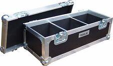 "7"" SINGOLO 300 SWAN Flight Case Vinile Record Box (esadeciamle)"
