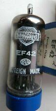Valve vacuum tube  EF42 MULLARD.... V10