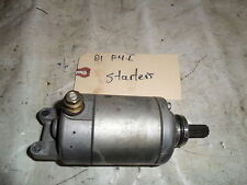 01 CBR600F4i CBR600 F4i STARTER MOTOR