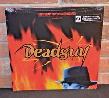 DEADGUY - Fixation on a Co-Worker, Ltd/109 ORANGE VINYL LP + Download NEW!