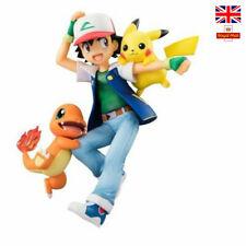 Poonkem Action Figures Ash Ketchum Misty  Charmander Psyduck Togepi Toys