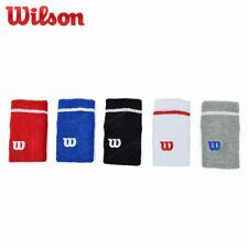 Wilson 2019 Tennis Wristband Badminton Squash Sweatband Sports Gym Fitness 1Pc