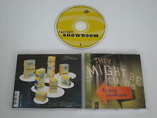 THEY MIGHT BE GIANTS/FACTORY SHOWROOM(ELECTRA 7559-61862-2) CD ALBUM