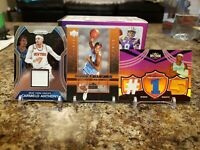 🔥CARMELO ANTHONY RC + PRIZM GAME WORN PATCH + TRIPLE THREADS /36 DENVER NUGGETS