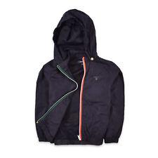 Gant Junge Kinder Jacke Jacket Übergangsjacke Gr.122 Windjacke Navy Blau 95453