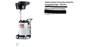 Waste Oil Pump Away Drainer
