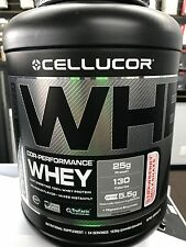 CELLUCOR COR PERFORMANCE WHEY PROTEIN 4 Pound Tub Strawberry Great Price!