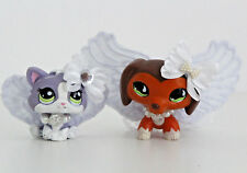 LPS ❤️ Accessories ❤️ Angel Outfit Costume Wings Halloween For Littlest Pet Shop