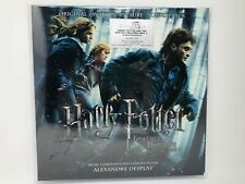 Harry Potter and the Deathly Hallows: Part 1 Soundtrack | Vinyl Record
