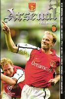 EC I 2001/02 Arsenal London - Real Mallorca, 24.10.2001, CHAMPIONS LEAGUE