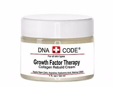 Growth Factor Collagen Rebuild Cream+Apple Stem, Argireline, Matrixyl3000,CoQ10