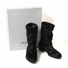 JUNYA WATANABE Unborn Calf Boots Size About US 6(K-48962)