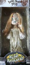 Head Knockers Living Dead Doll Posey Mib goth doll