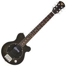 Pignose Mini Travel Electric Guitar Built-in Amp PGG-200FM Black Japan F/S