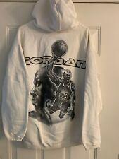 Michael Jordan #23 Air Jordan Picture Hooded Hoodie Sweatshirt Adult Large
