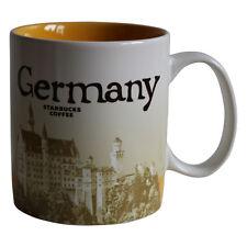 Starbucks City Mug Coffee Cup Pott Germany Version 2 Schloss Neuschwanstein