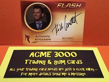 Cryptozoic THE FLASH Season 2 - RICK COSNETT as Eddie Thawne - Autograph Card RC