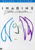 Imagine: John Lennon [New DVD] Deluxe Edition, Subtitled, Widescreen, Amaray C