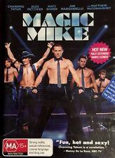 Magic Mike (DVD, 2012)  Channing Tatum  Matthew McConaughey BRAND NEW & SEALED