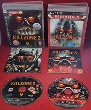 Killzone 2 & 3 (Sony PlayStation 3)