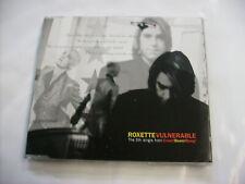 ROXETTE - VULNERABLE - CD SINGLE EXCELLENT CONDITION 1995