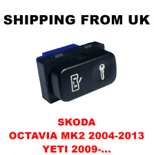 CENTRAL DOOR LOCKING SWITCH CONTROL BUTTON SKODA OCTAVIA MK2 YETI 1Z0962125A