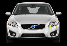 Volvo C30 2010-2013 Headlamp Washer Cover Left Side (drivers) unpainted