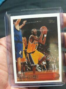 Kobe Bryant 96-97 Topps Card #138 Rookie card. $$$$ Read.