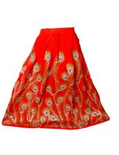 LONG SEQUIN BELLY DANCE INDIAN BOLLYWOOD SKIRT HIPPY BOHO GYPSY PEASANT SKIRT
