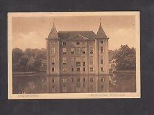 Postcard- C1929 View of Hordenbroek Castle, Driebergen