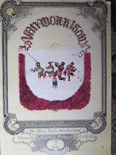 """1970""""Captain Beefheart & The Magic Band""""Bill Graham San Francisco Music Poster"""