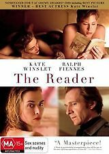THE READER - BRAND NEW & SEALED R4 DVD (KATE WINSLET, RALPH FIENNES) DRAMA