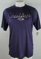 Baltimore Ravens NFL G-III Men's Purple/Black Performance Tee